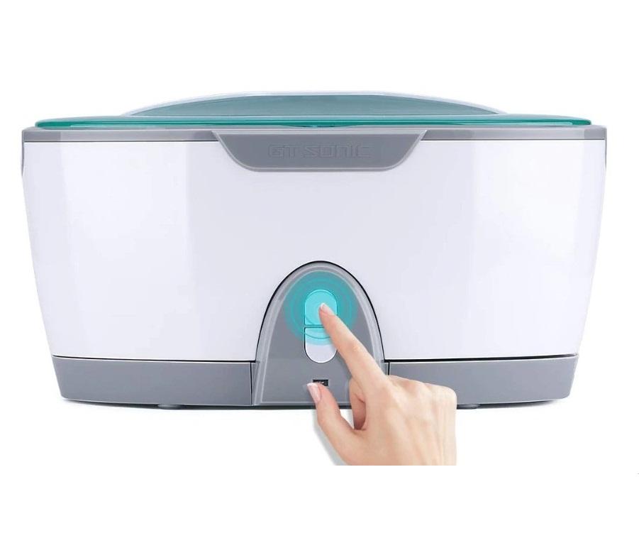 Máy rửa siêu âm làm sạch dụng cụ nha khoa GT-U1 450ml