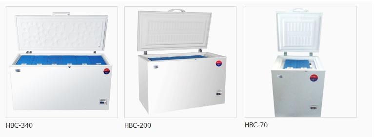 Tủ lạnh y tế bảo quản, dự trữ vắc xin của Haier