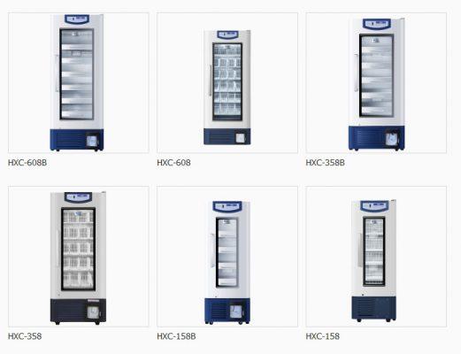 tủ lạnh bảo quản máu haier biomedical