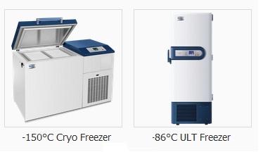 Tủ lạnh âm sâu bảo quản xương skeleton