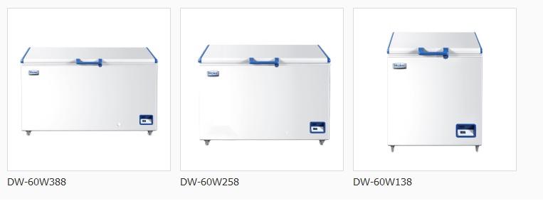 tủ lạnh âm sâu âm 60oC bảo quản được nhiều sản phẩm khách nhau