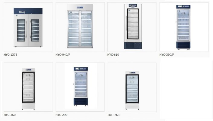 Tủ lạnh bảo quản 2-8oC