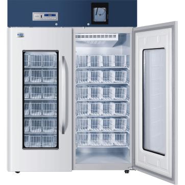 tủ lạnh ngân hàng máu HXC-1308